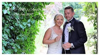 Mr & Mrs Anderson Wedding Day Highlights