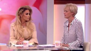 Kate Price Reveals Who She'd Love to Meet | Loose Women