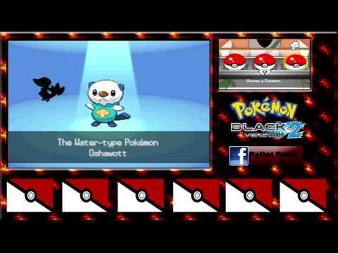 Nuzlock Pokémon Black Blaze Random - Introducción