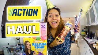 Silvester ACTION Deko Haul - Familien Leben - Vlog#1083 Rosislife