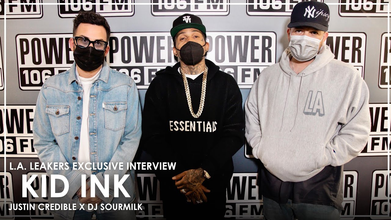Download Kid Ink Reflects On Career Setbacks After Producing Nipsey Hussle 2008 Single + Talks New Album