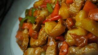 Pork Kaldereta Recipe - Pinoy Caldereta