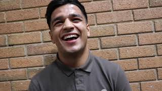 HOW DO YOU KNOW FRAMPTON WILL BEAT WARRINGTON? 'BECAUSE I'VE SPARRED HIM FOR 6 WEEKS!' - AQIB FIAZ