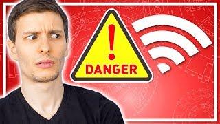 Is WiFi DANGEROUS? ⚠️
