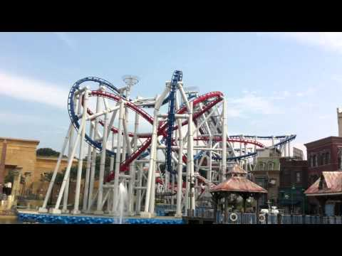 Battlestar Galactica Roller Coasters!
