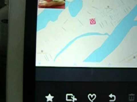 วิธีการทำแผนที่ร้าน ใน Line camera