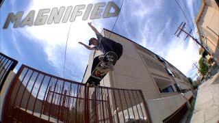 Magnified: Jordan Taylor