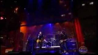 Dirty Pretty Things on the Late Show with David Letterman YouTube Videos
