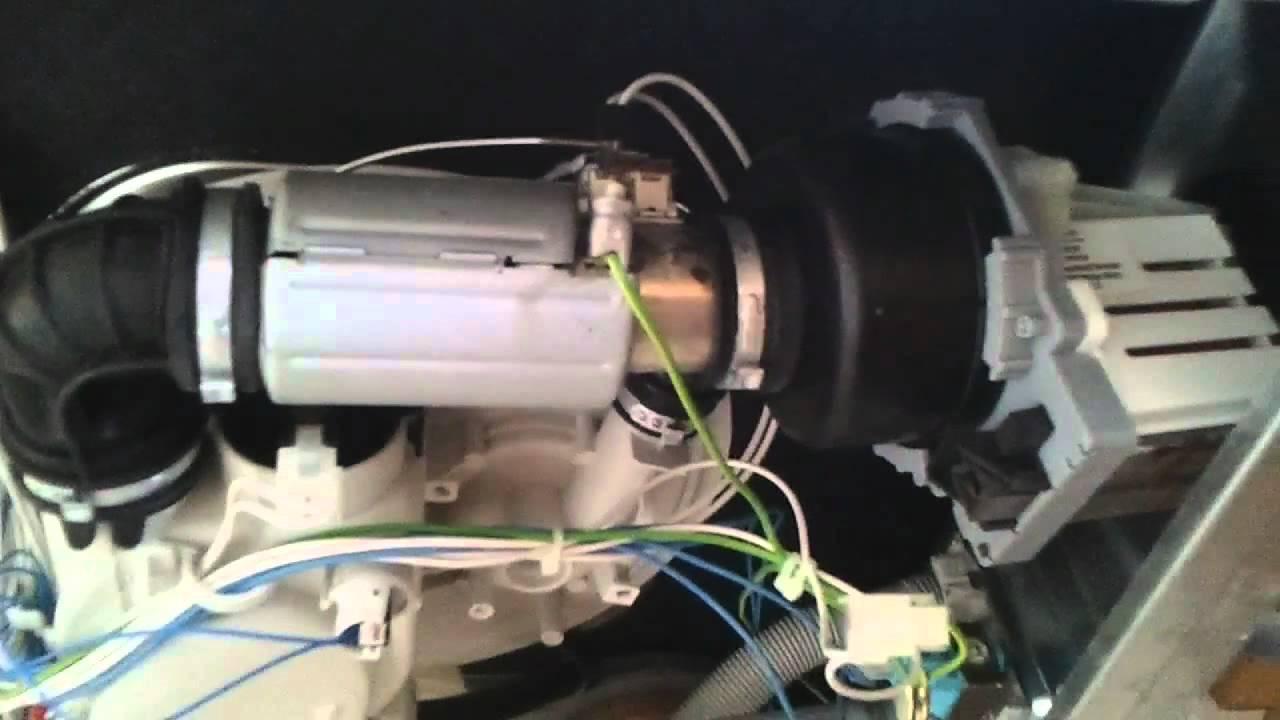 Youtube Whirlpool Dishwasher Not Draining
