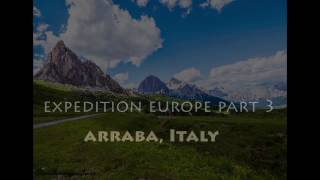Europe Expedition (Part 3) - Ride in Alps Mountain - BMW S1000RR and KTM Super Duke GT 1290