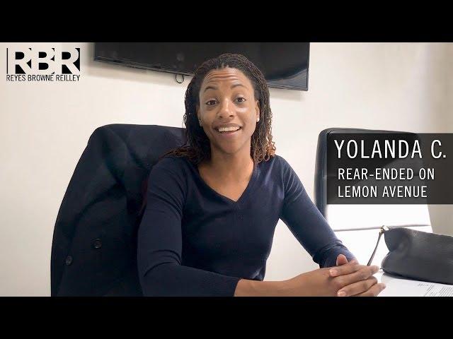 Yolanda C – Dallas TX Car Crash Lawyer Review