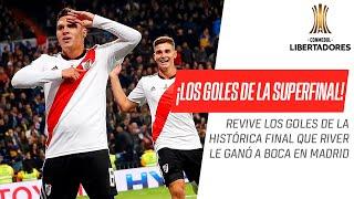 River festejael primer aniversario de la obtención de la Libertadores ante Boca