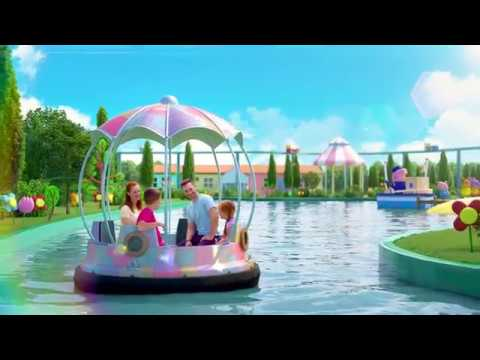 Paultons Park Home Of Peppa Pig World Television Advert 2018