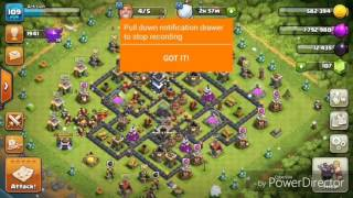 Clash of clans -battle field ₹easy way to get more loot without any hacking