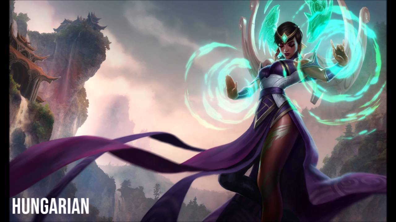 League Of Legends Karma Champion Select Quotes In 17 Languages