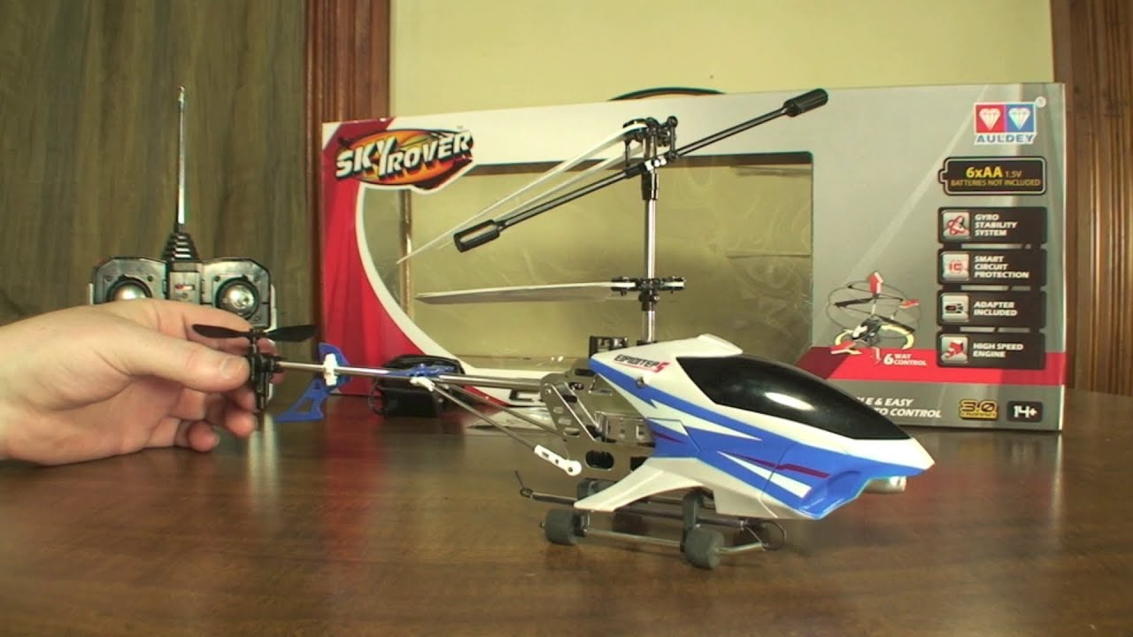 Sky Rover - Exploiter S - Review and Flight
