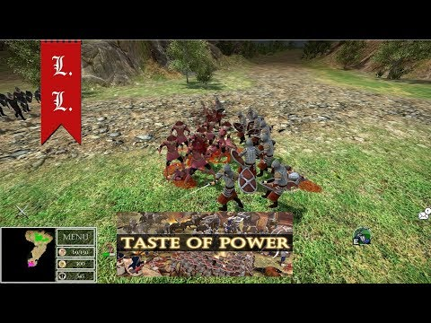 Taste of Power - Early Access - Atlants vs Undersky Beginner AI (1)