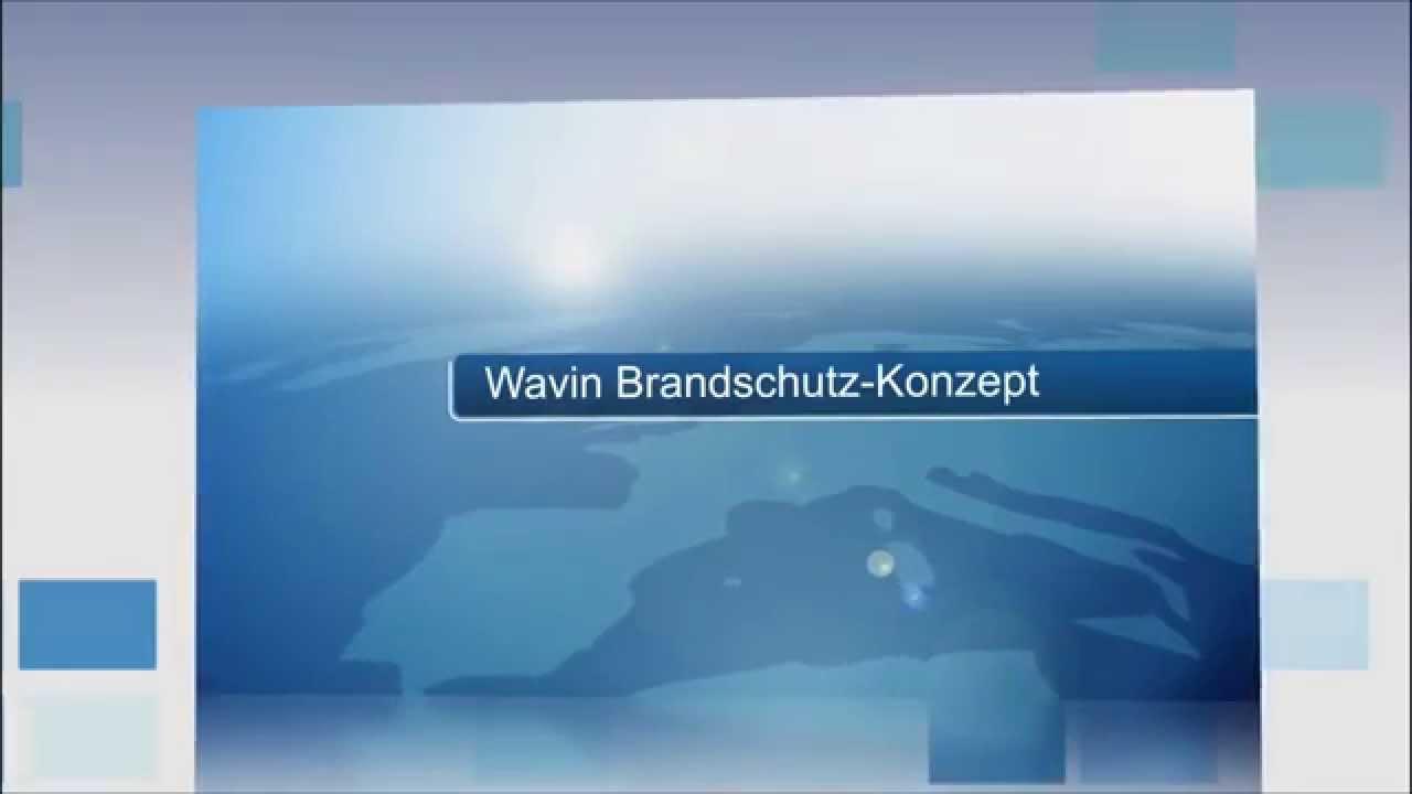 Wavin BM-R90 & BB-R90 - Bestmöglicher Brandschutz | Wavin