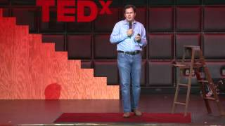 Foxhole friends | Chip Edens | TEDxCharlotte