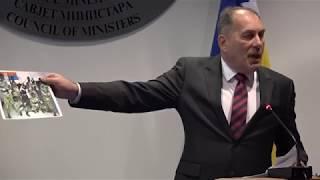 "Mektić: ""Nije srbska čast nego srbska nečast"" – 16.01.2017."