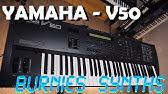 Patches yamaha v50 Yamaha DX7