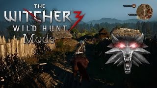 The Witcher 3 | How to install Mods without script compilation error for any patch