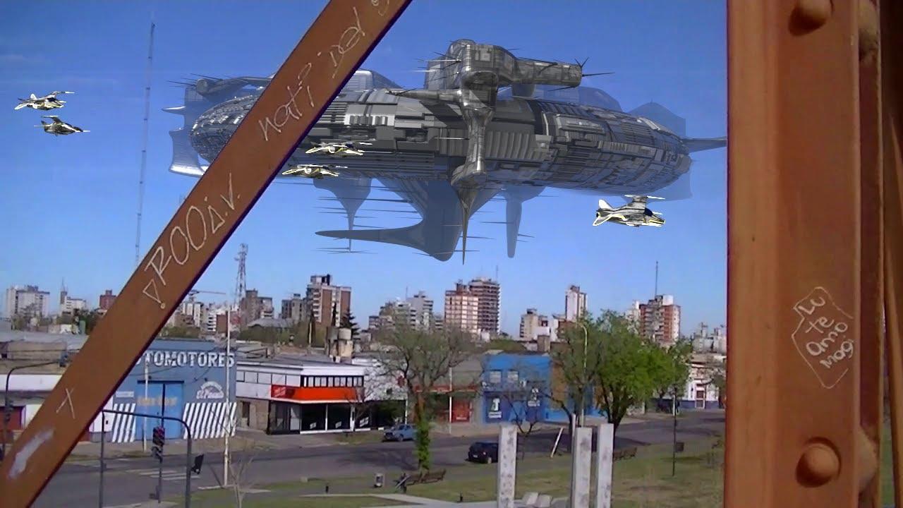 Ovnis en la ciudad / ufo sightings
