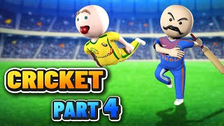 3D ANIM COMEDY - CRICKET WORLD CUP SERIES || INDIA VS AUSTRALIA || PART4