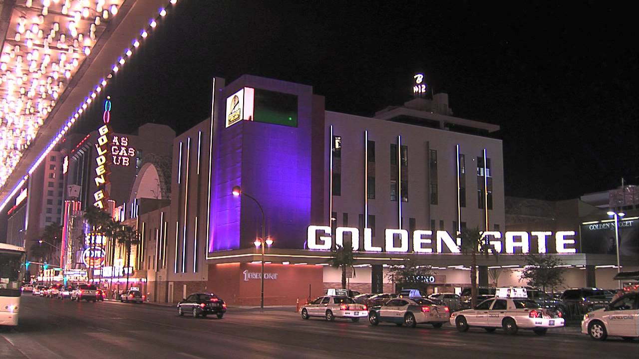 Golden Gate Hotel Amp Casino S Grand Opening Celebration And