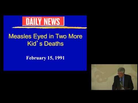 Drexel Public Health Grand Rounds -- The Philadelphia Measles Epidemic of 1991