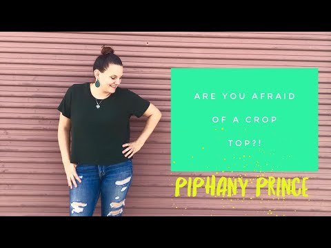 a8b11357d0b57 Piphany Prince! Are you afraid of a crop top ! - YouTube