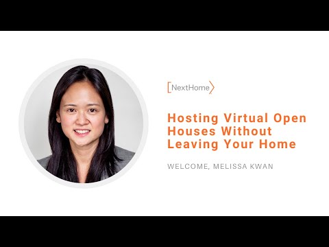 Hosting Virtual Open Houses Without Leaving Your Home