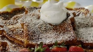 Brunch Recipes - How To Make Caramelized French Toast