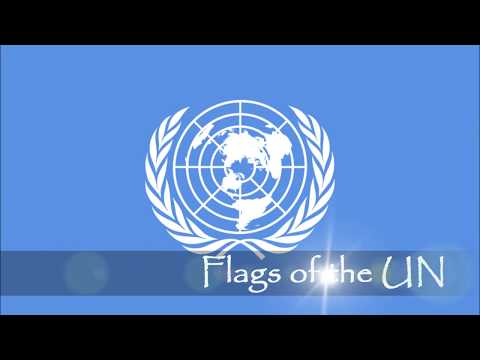 Meanings Of UN Member Flags: A Countries