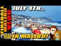 1 BILLION People Attack Malibu! - FMV373