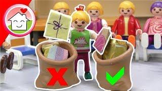 Playmobil Film Familie Hauser - Wähle nicht das falsche Geschenk - Video für Kinder