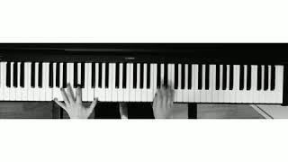 """А-СТУДИО """"Улетаю"""" на фортепиано по слуху"""