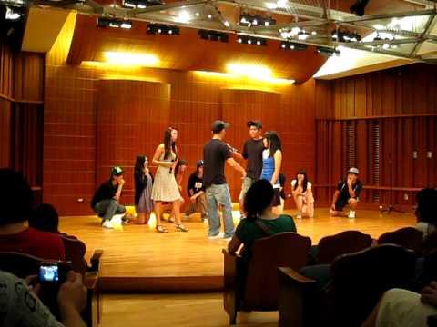 Karaoke Contest - C2 「戀愛達人+洗刷刷」