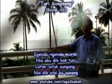 Rosdi Ali - Turi Sungsang (Lagu Samah With HQ Audio & Lirik)