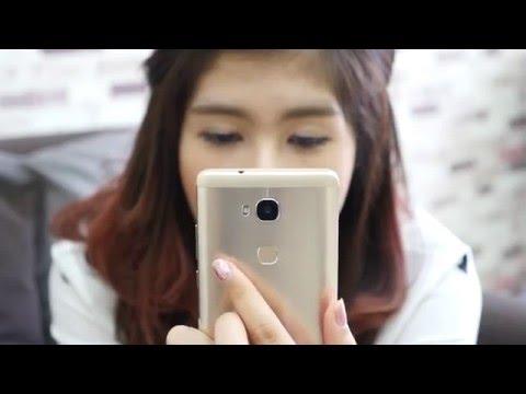มือถือ 8,990 บาท สวยหรู พรั่งพรูฟีเจอร์ รีวิว Huawei GR5