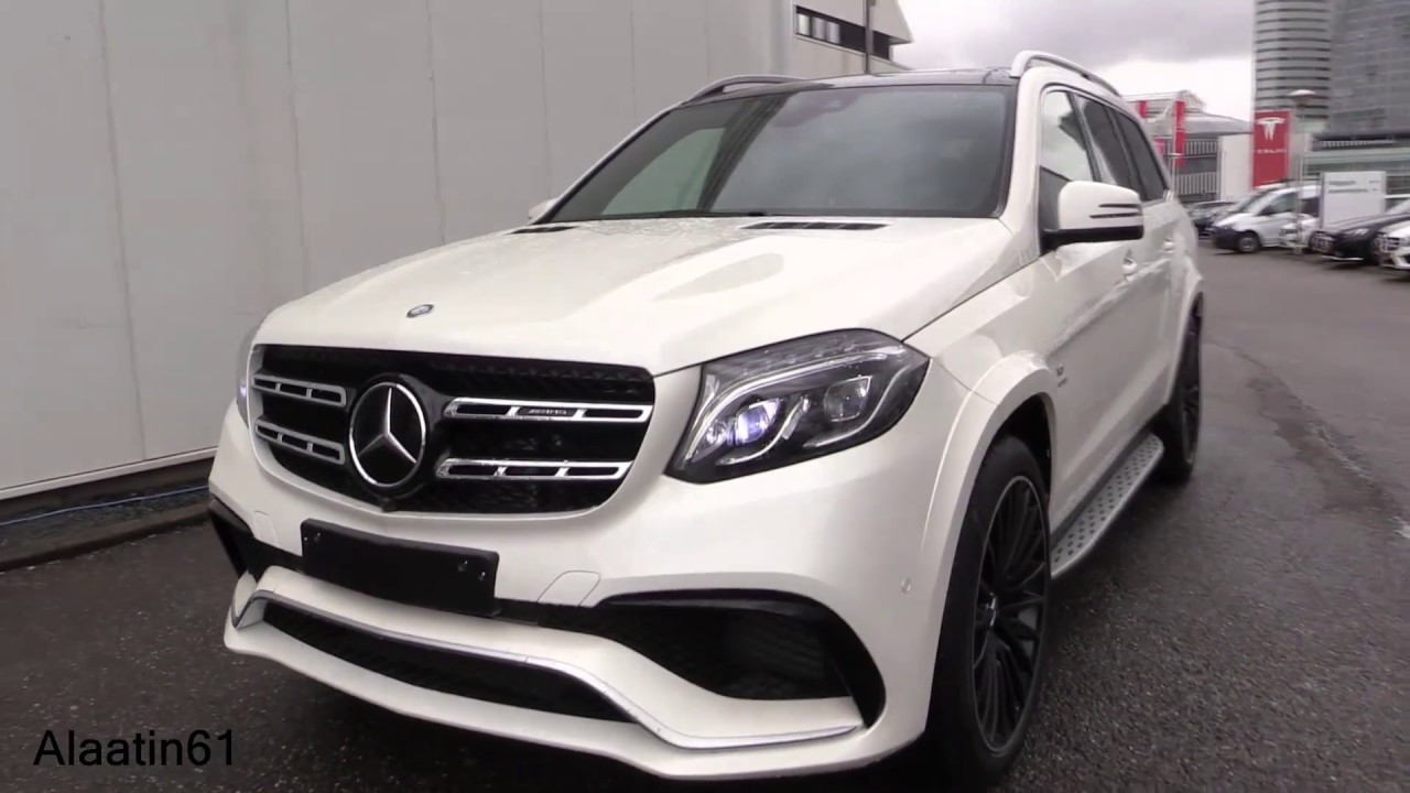 2018 Mercedes Gls Class Amg New Gls63 Full Review Interior