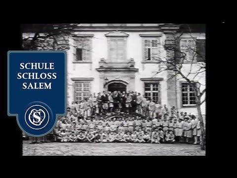 Stummfilm - Schule Schloss Salem aus dem Jahr 1929