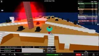 ROBLOX- wen titanic was saved