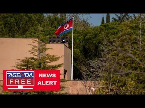 Ex-Marine Arrested for N. Korea Embassy Raid - LIVE BREAKING NEWS COVERAGE