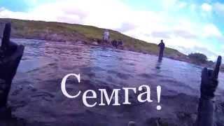 Подводная охота на Кольском часть 2-я