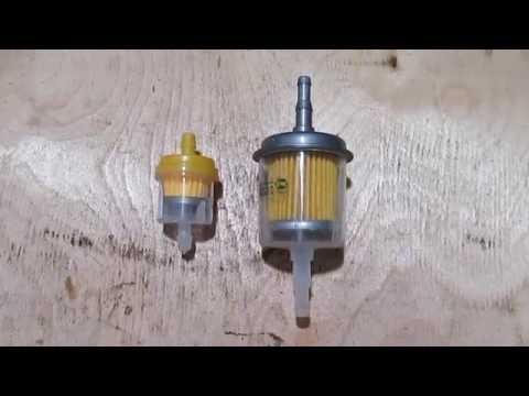 Задерживает ли масло фильтр тонкой очистки топлива?