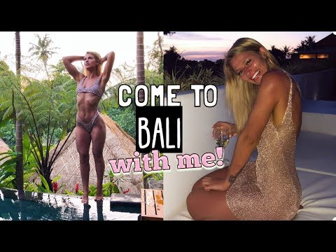 COME TO BALI WITH ME!