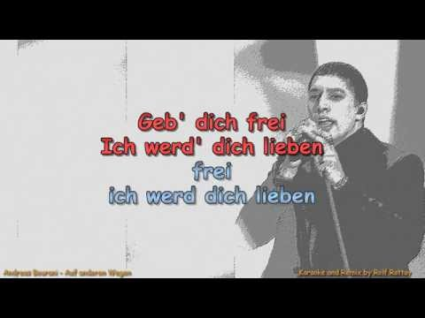 Andreas Bourani  Auf anderen Wegen  Instrumental with Lyrics