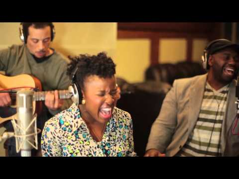 Martin Smith Delirious?- I Could Sing of Your Love Forever Cover   Dre & Leah
