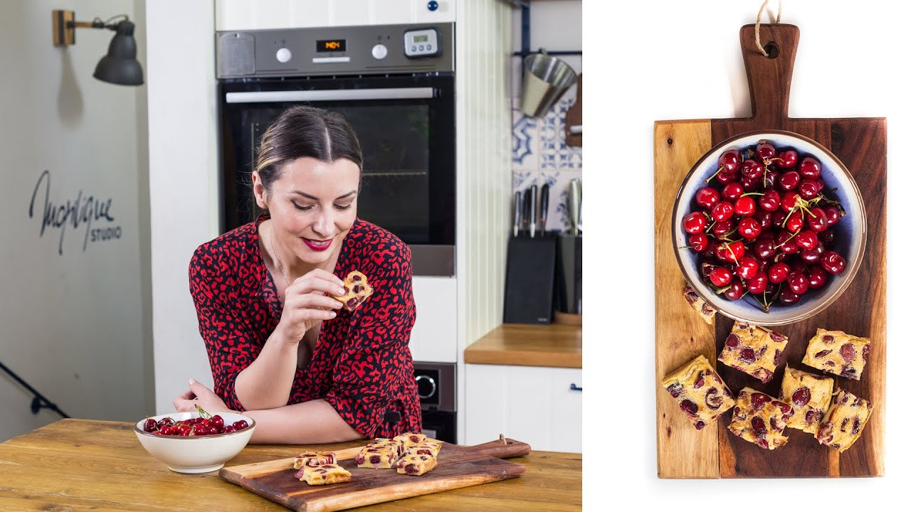 Cum să faci clafoutis cu cireșe | Mazilique
